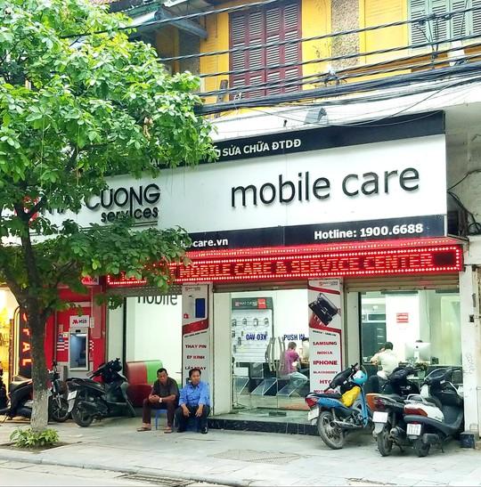 Cửa hàng của Nhật Cường Mobile bất ngờ mở cửa hoạt động - Ảnh 1.