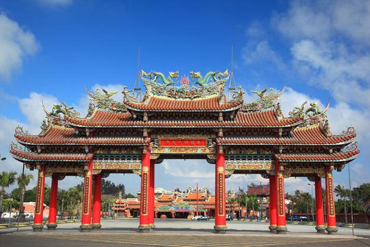 anh 1 1557802045483496331237 - 4 lý do khiến du khách muốn check-in Đài Nam – Đài Loan
