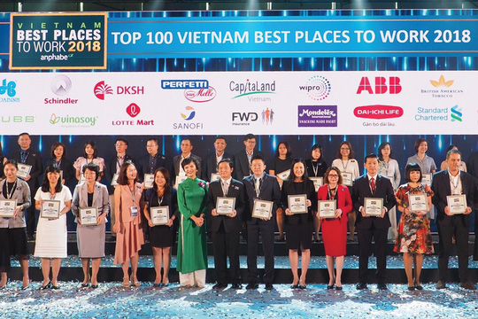 DKSH là một trong top 100 nơi làm việc tốt nhất Việt Nam - Ảnh 1.