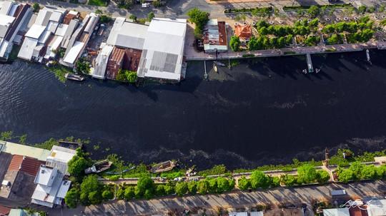 Một nhà máy đường ở Hậu Giang là thủ phạm khiến nước đen, cá chết hàng loạt - Ảnh 2.