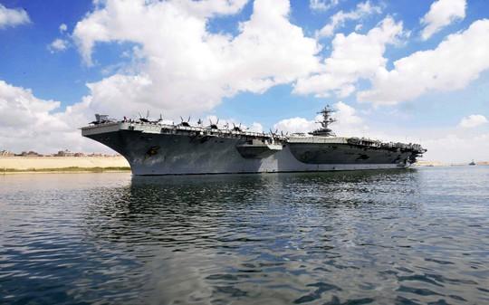 Mỹ sẽ triển khai 120.000 quân nếu Iran tấn công - Ảnh 1.