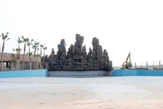 Sắp khai trương công viên nước Thanh Hà tại Hà Nội - Ảnh 2.