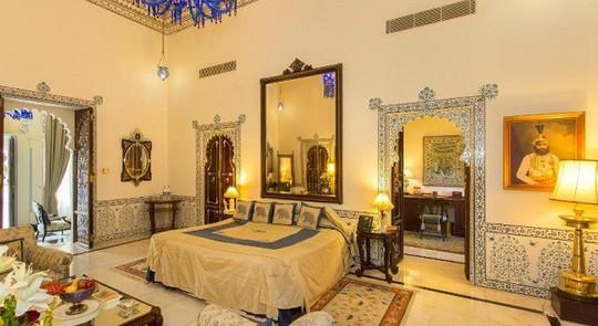 Choáng ngợp 8 khách sạn từng là cung điện xa hoa bậc nhất đất Phật - Ảnh 11.