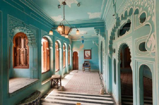 Choáng ngợp 8 khách sạn từng là cung điện xa hoa bậc nhất đất Phật - Ảnh 14.