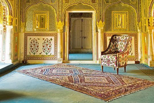 Choáng ngợp 8 khách sạn từng là cung điện xa hoa bậc nhất đất Phật - Ảnh 16.