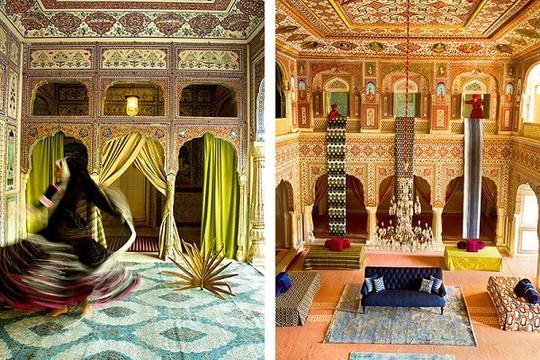Choáng ngợp 8 khách sạn từng là cung điện xa hoa bậc nhất đất Phật - Ảnh 18.