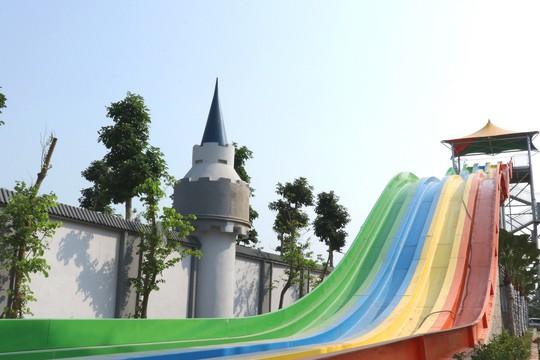 Sắp khai trương công viên nước Thanh Hà tại Hà Nội - Ảnh 4.