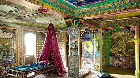 Choáng ngợp 8 khách sạn từng là cung điện xa hoa bậc nhất đất Phật - Ảnh 7.