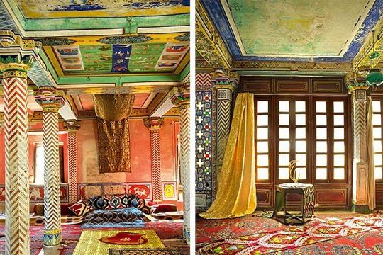 Choáng ngợp 8 khách sạn từng là cung điện xa hoa bậc nhất đất Phật - Ảnh 8.