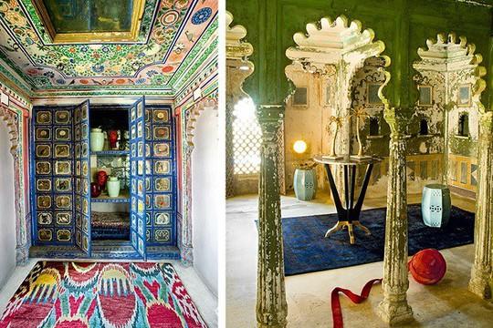 Choáng ngợp 8 khách sạn từng là cung điện xa hoa bậc nhất đất Phật - Ảnh 9.