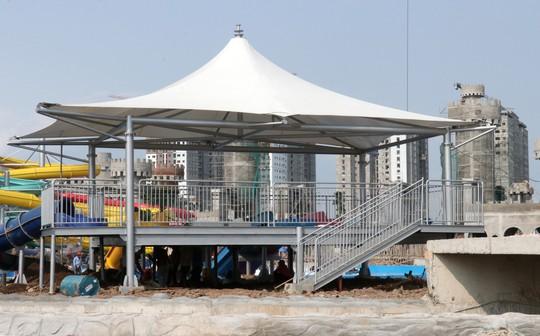 Sắp khai trương công viên nước Thanh Hà tại Hà Nội - Ảnh 9.