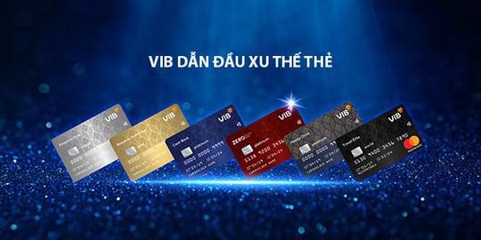 VIB vươn lên nhóm ngân hàng dẫn đầu về doanh số chi tiêu thẻ tín dụng MasterCard - Ảnh 2.