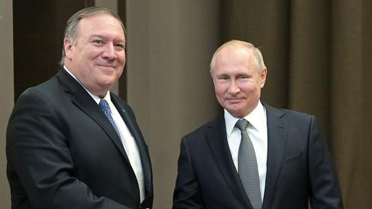 """Ông Putin: Đã đến lúc """"khôi phục hoàn toàn"""" quan hệ Nga-Mỹ - Ảnh 1."""
