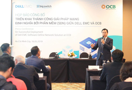 OCB tiên phong triển khai thành công giải pháp SDN - Ảnh 2.