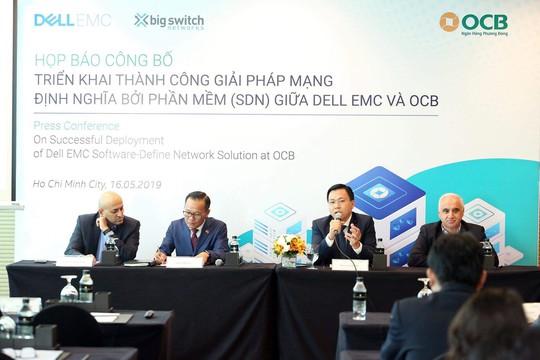OCB tiên phong triển khai thành công giải pháp SDN - Ảnh 1.