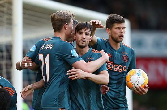 Ajax lên ngôi vô địch Hà Lan, chuẩn bị bán sạch đội hình toàn sao - Ảnh 2.