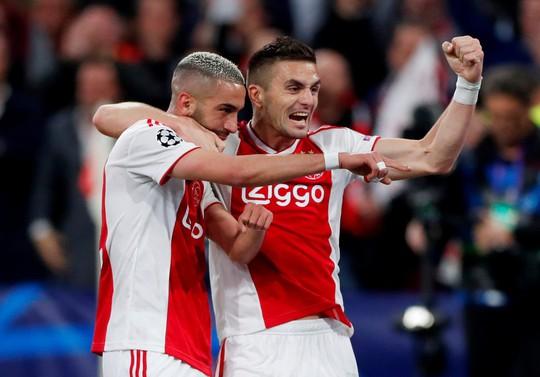 Ajax lên ngôi vô địch Hà Lan, chuẩn bị bán sạch đội hình toàn sao - Ảnh 8.