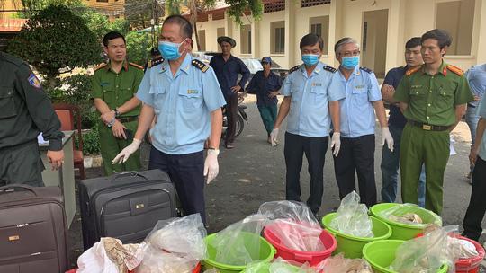 """Việt Nam là địa bàn trung chuyển ma túy từ """"Tam giác vàng"""", """"Trăng lưỡi liềm"""" - Ảnh 1."""