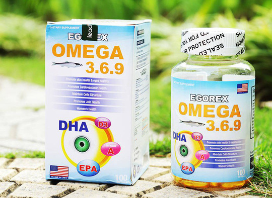 Sản phẩm Egorex Omega 3.6.9 và Vina Tảo có dấu hiệu lừa dối người tiêu dùng - Ảnh 2.