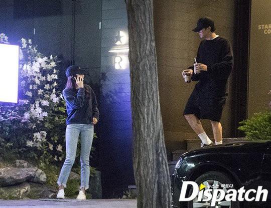 So Ji Sub hẹn hò với MC kém 17 tuổi - Ảnh 3.