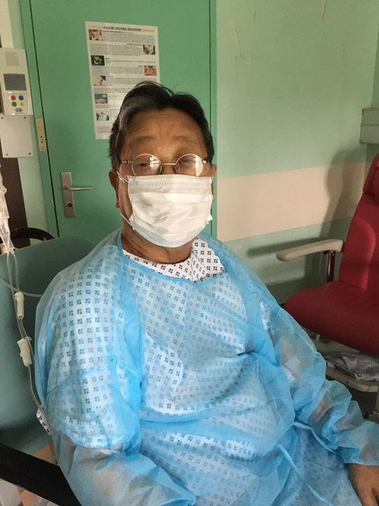 Giáo sư Trần Quang Hải thoát chết trong gang tấc - Ảnh 3.