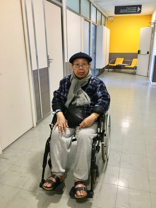 Giáo sư Trần Quang Hải thoát chết trong gang tấc - Ảnh 1.