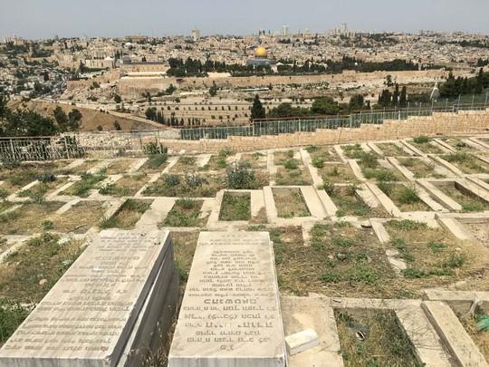 Israel - vùng đất đầy phép mầu - Ảnh 1.