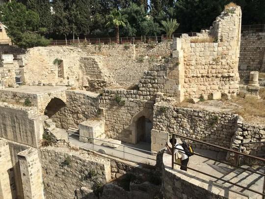 Israel - vùng đất đầy phép mầu - Ảnh 4.