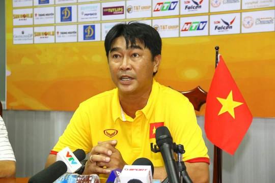 HLV Trần Minh Chiến về dẫn dắt Bà Rịa Vũng Tàu - Ảnh 1.