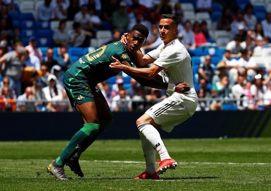 Real Madrid kết thúc mùa giải bằng thất bại tệ hại - Ảnh 1.