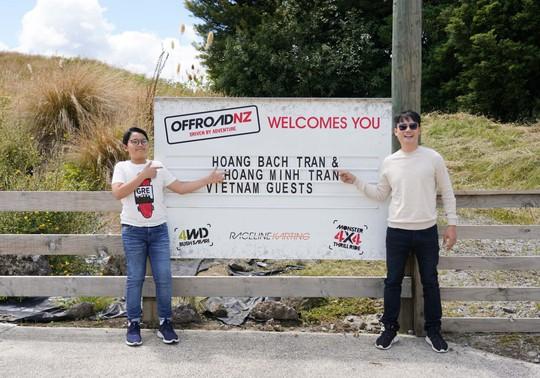 Ca sĩ Hoàng Bách chia sẻ trải nghiệm du lịch New Zealand - Ảnh 1.