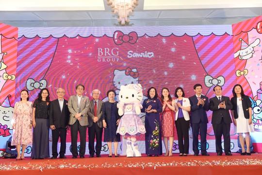 Hà Nội sẽ có Tổ hợp vui chơi giải trí Sanrio Hello Kitty rộng 30.000 m2 - Ảnh 1.