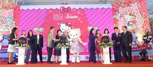 Hà Nội sẽ có Tổ hợp vui chơi giải trí Sanrio Hello Kitty rộng 30.000 m2 - Ảnh 2.