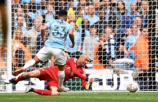 Vùi dập Watford, Man City đoạt ngôi vô địch FA Cup sau 8 năm - Ảnh 5.