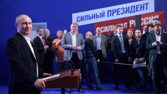 Kế nhiệm Tổng thống Putin: Lại là ông Medvedev? - ảnh 1
