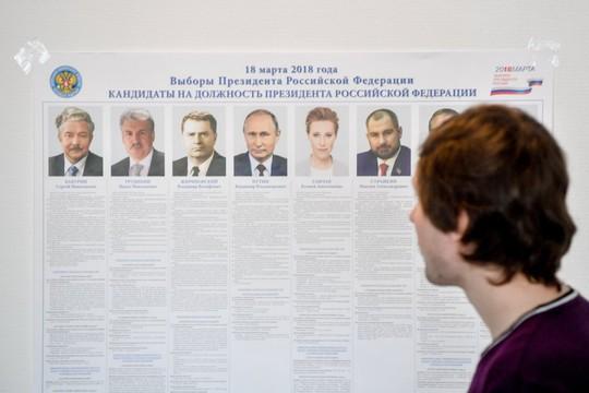 Kế nhiệm Tổng thống Putin: Lại là ông Medvedev? - ảnh 2