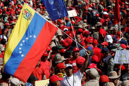 Nga - Mỹ khẩu chiến về Venezuela - Ảnh 1.