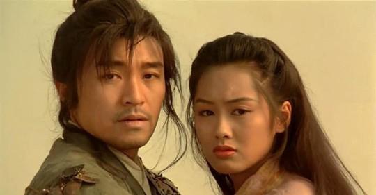 Chu Ân và 3 năm yêu đương cay đắng với Châu Tinh Trì - Ảnh 1.