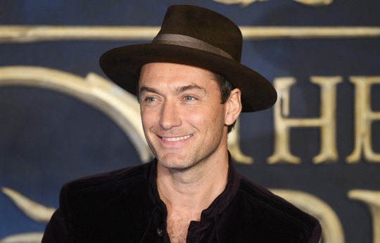 Jude Law bí mật kết hôn lần hai - Ảnh 4.