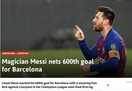 Phù thủy Messi và ma thuật từ đôi chân thiên tài - Ảnh 9.