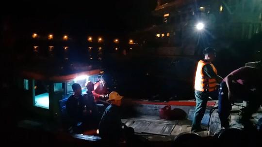 Tai nạn nghiêm trọng trên vùng biển Vũng Tàu - Ảnh 2.