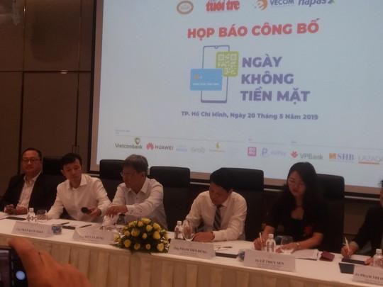 """Lần đầu tiên Việt Nam có """"Ngày không tiền mặt"""""""