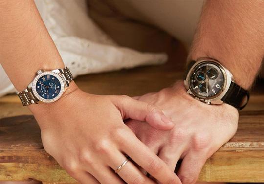 5 thương hiệu đồng hồ chính hãng không thể không yêu - Ảnh 1.