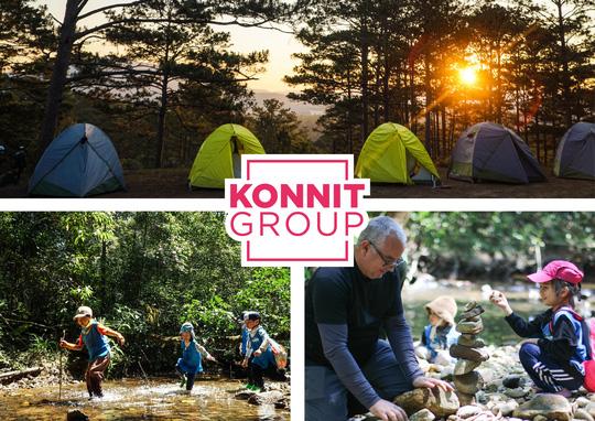 Konnit Group tiếp tục đồng hành cùng Ngày hội Phú Mỹ Hưng Hướng về Trẻ em lần 10-2019 - Ảnh 1.