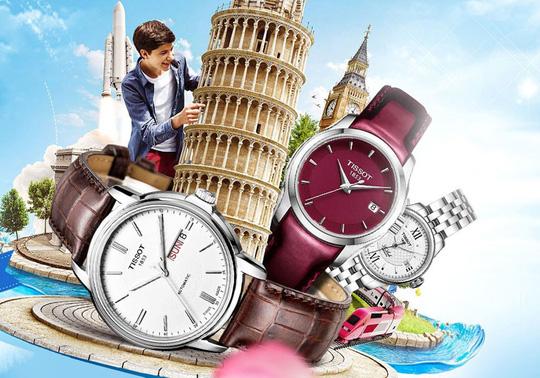 5 thương hiệu đồng hồ chính hãng không thể không yêu - Ảnh 6.