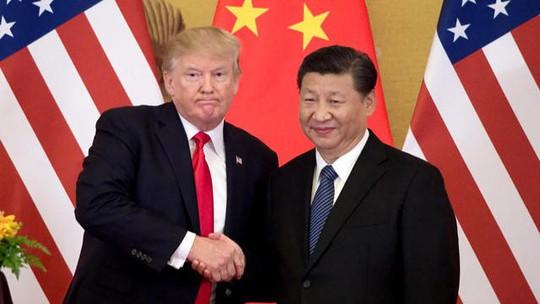 """Bài hát mang tên """"Chiến tranh thương mại"""" gây sốt ở Trung Quốc - Ảnh 1."""