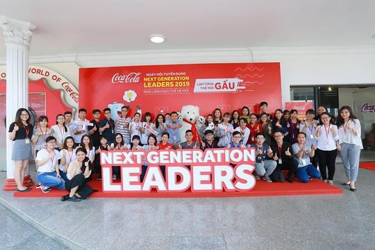 Coca-Cola và chiến lược phát triển nhân sự sáng tạo, đổi mới - Ảnh 1.