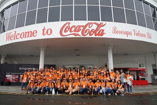 Coca-Cola và chiến lược phát triển nhân sự sáng tạo, đổi mới - Ảnh 2.