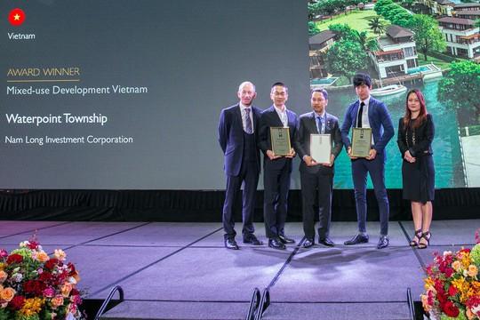Tập đoàn Nam Long nhận giải thưởng Bất động sản Châu Á Thái Bình Dương 2019 - Ảnh 1.