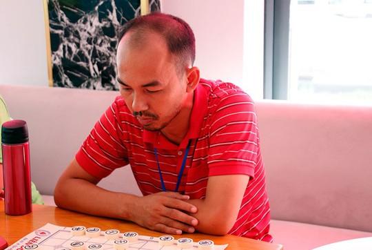 Cờ tướng Việt lên ngôi vô địch tại Trung Quốc - Ảnh 1.